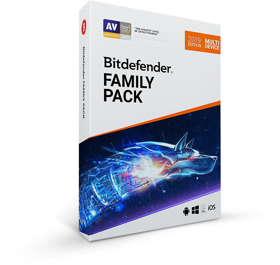 Bitdefender Family Pack
